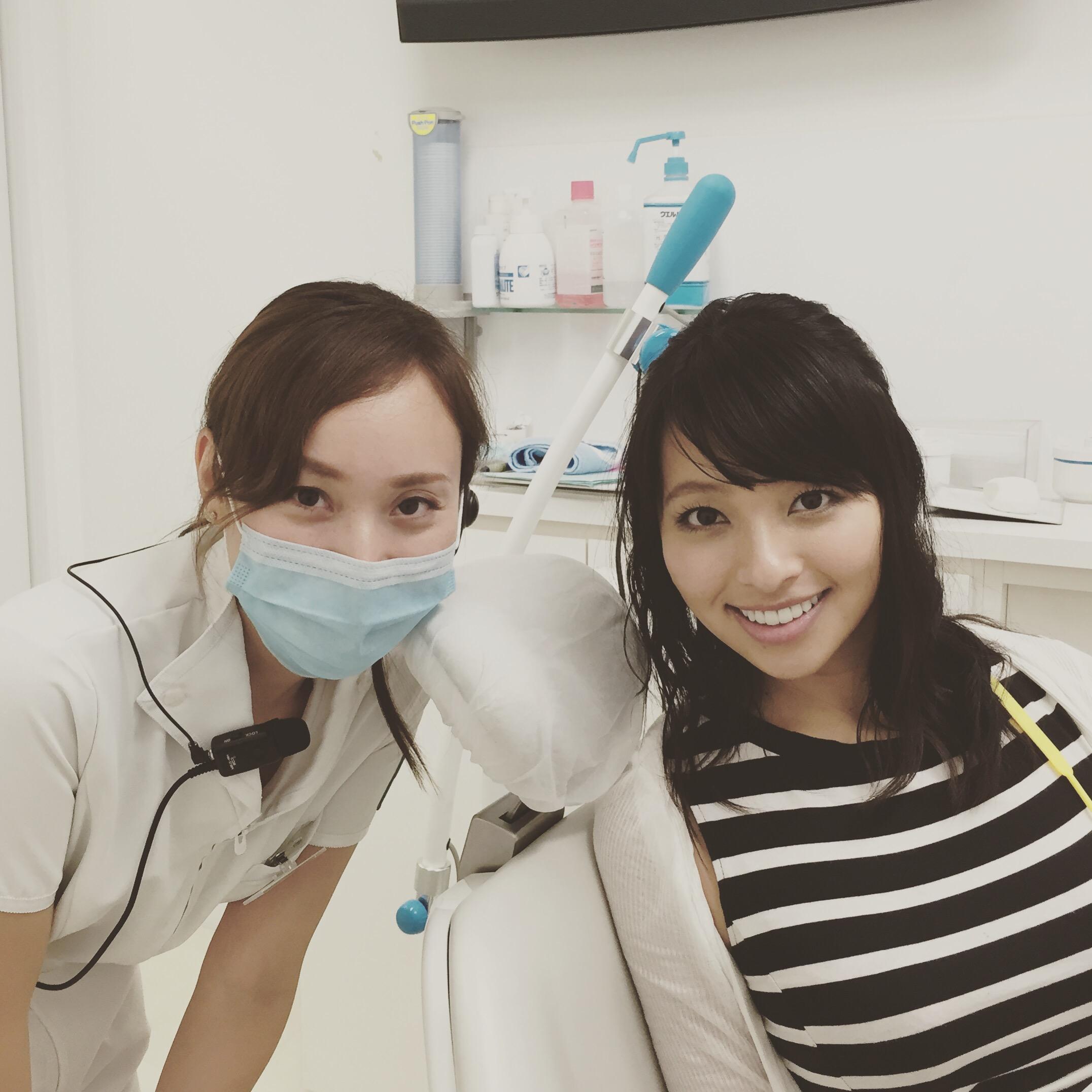 歯医者での水崎綾女